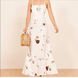 reformation prairie dress